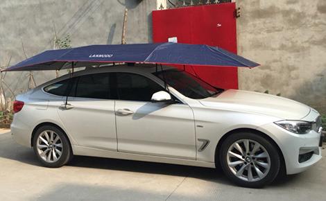 La carpa para auto lanmodo protege su coche todas las for Carpas para coches
