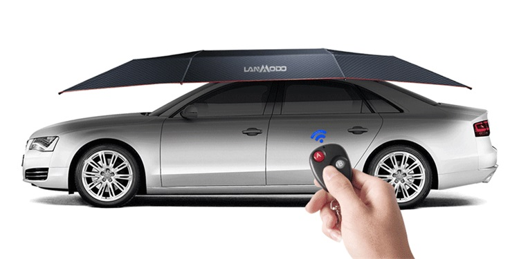 cubiertas automatica para coches