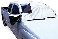 cubierta del parabrisas del coche