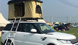 carpa de techo para autos