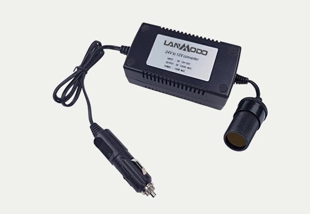 Convertidor de Voltaje 24V a 12V Lanmodo